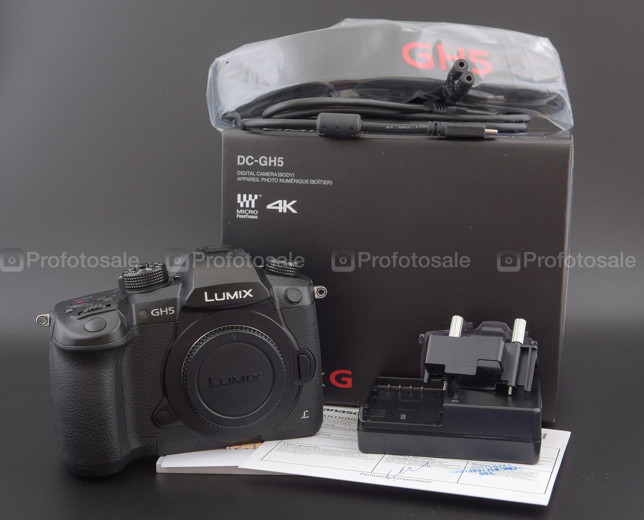 Panasonic GH-5
