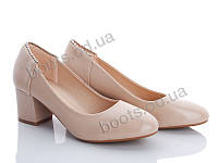 "Туфли ""QQ shoes"" № KJ102-2 (р.36-41). Оптом."