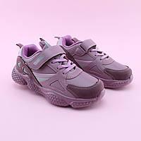 Кроссовки детские для девочки Розовая Пудра тм Том.М размер 34,35