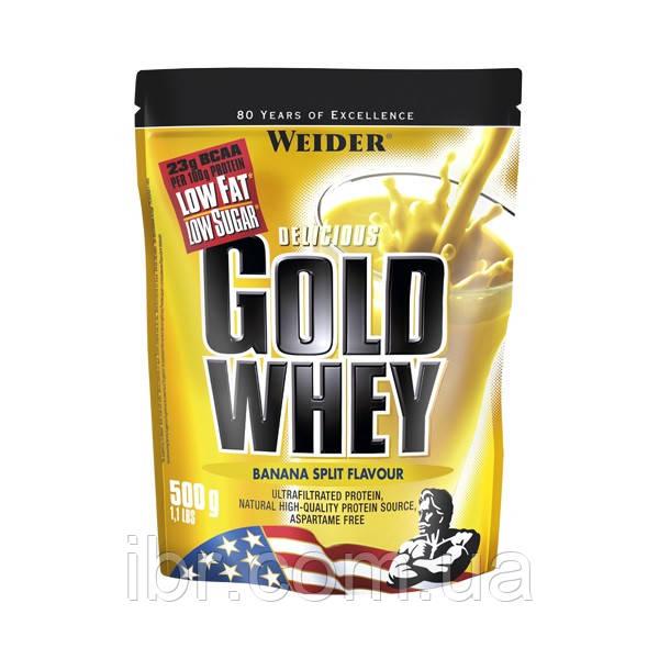 Протеїн WEIDER WHEY GOLD 500 g Banana Split