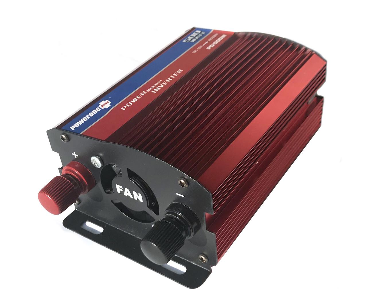 Преобразователь PowerOne Plus 12V-220V 500W