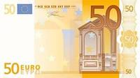 50 Евро - сувенирные деньги
