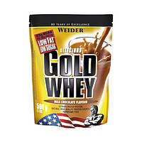 Протеин WEIDER GOLD WHEY 500 g Milk Chocolate