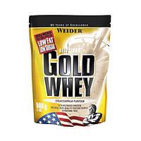 Протеин WEIDER GOLD WHEY 500 g Stracciatella