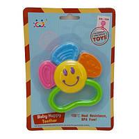 """✅ Прорезыватель для зубов Huile Toys """"Цветочек"""" (919-3)"""