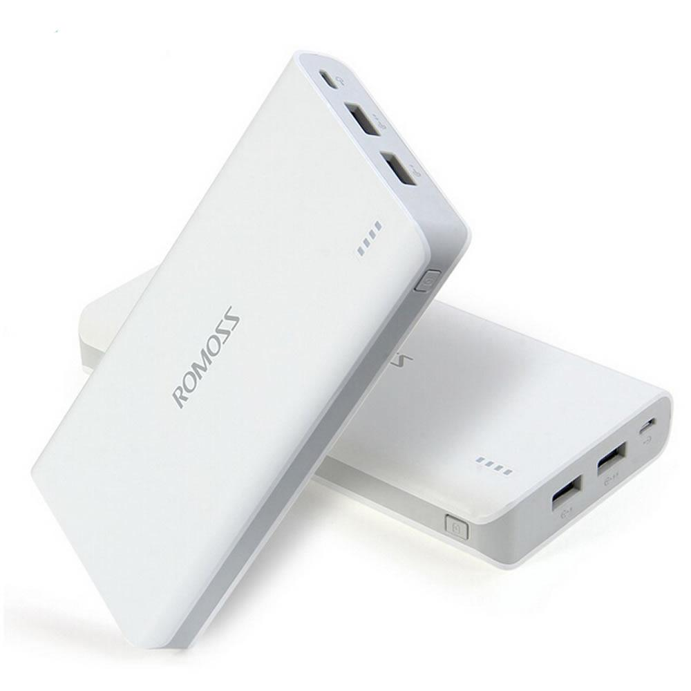 Мобильная зарядка 20000 Romoss 6