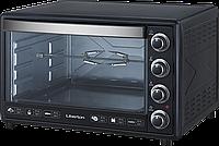 ✅ Электродуховка настольная(печь электрическая) (2200 Вт, 65л, таймер, конвекция, гриль) Liberton LEO-650