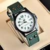 """Мужские часы """"Military"""" зеленые. Наручные часы."""