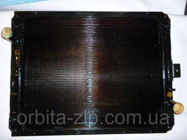 65115Ш-1301010-21 Радиатор водяного охлаждения КАМАЗ 65115 (3-х рядный) дв.740.62-280 (Евро-3) (пр-во ШААЗ)