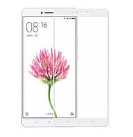 Защитное стекло Utty 3D Full Cover для Xiaomi Redmi 4 White (Screen Protector 0,3 мм)