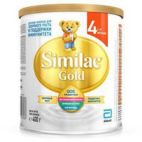 Смесь молочная сухаяSimilac Симилак  Gold 4 (с 18 мес) 400 г