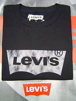 Футболка Levis Men's Tshirt White Levis Mens Short Sleeve Logo