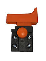Выключатель электро лобзика Sturm JS4090Q ( клавиша 43мм х 15мм / 4А , 250V)