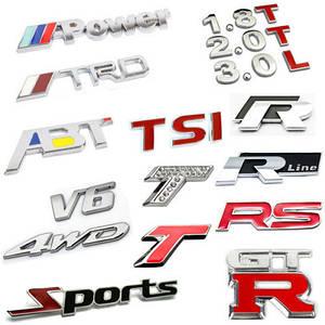 Автомобильные эмблемы
