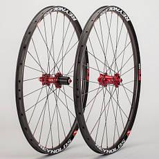 Велосипедные колеса и обода
