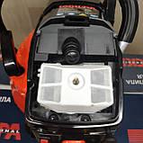 Бензопила Іскра ІБЦ-6300 + Верстат для заточування ланцюгів бензопил БЗЦ-1200, фото 6