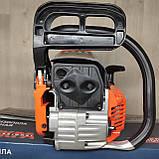 Бензопила Іскра ІБЦ-6300 + Верстат для заточування ланцюгів бензопил БЗЦ-1200, фото 7