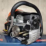 Бензопила Іскра ІБЦ-6300 + Верстат для заточування ланцюгів бензопил БЗЦ-1200, фото 8
