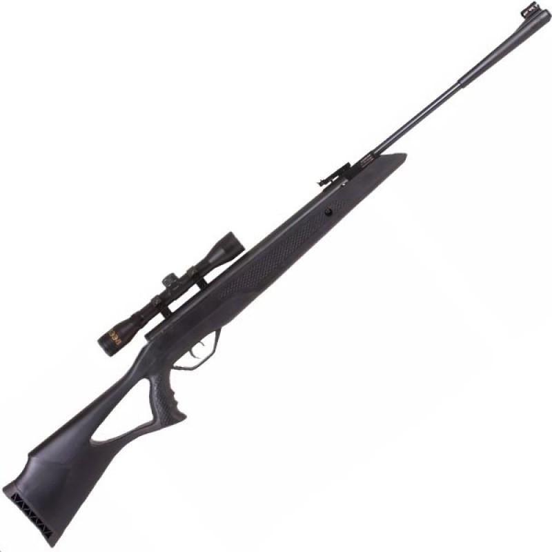 Пневматическая винтовка Beeman Longhorn, прицел 4х32, 365 м/с газовая пружина