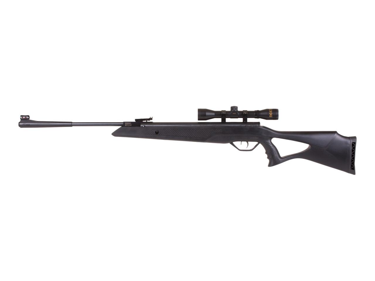 Пневматическая винтовка Beeman Longhorn, прицел 4х32, 365 м/с