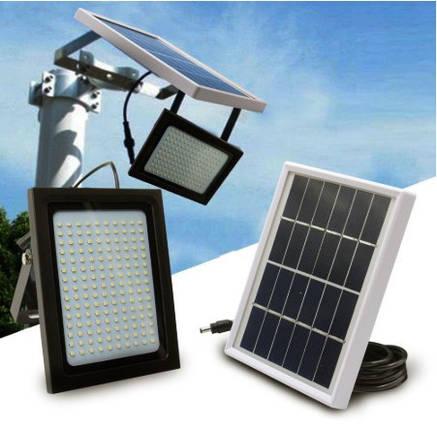 Лед Светильник 10W на солнечной батарее с пультом. , фото 2