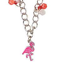 "Ожерелье ""Фламинго"""