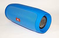 Портативная колонка JBL Charge 4   Синяя, фото 6