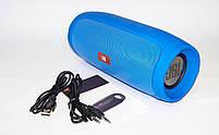 Портативная колонка JBL Charge 4   Синяя, фото 7