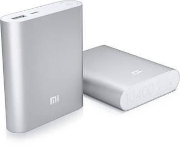 Power Bank Xiaomi Mi 10400 mAh | Повербанк | Внешний аккумулятор | Портативная батарея