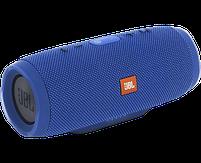 Портативная блютуз Колонка JBL Charge 3   Синяя, фото 2