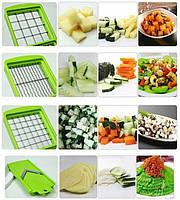 Овощерезка Nicer Dicer Plus | Найсер Дайсер Плюс | Ручной измельчитель продуктов, фото 6