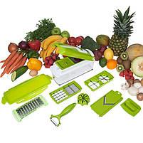 Овощерезка Nicer Dicer Plus | Найсер Дайсер Плюс | Ручной измельчитель продуктов, фото 2