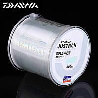 Леска Daiwa Justron DPLS 0,128мм. 500м