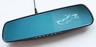 Автомобильный видеорегистратор зеркало DVR-138 с 1 камерой   видеорегистратор в машину, фото 6
