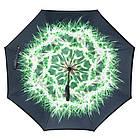 Зонт Навпаки Up-brella - Парасольку Зворотного Складання   Кульбаба, фото 2