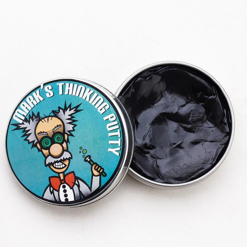 Умный магнитный пластилин Marks Thinking Putty