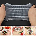 Набор силиконовых пленок для хранения продуктов Stretch and Fresh, фото 4