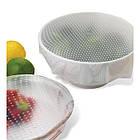 Набор силиконовых пленок для хранения продуктов Stretch and Fresh, фото 2