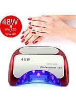 Гибридная УФ лампа для ногтей CCFL LED 48W Beauty Nail K18, фото 5