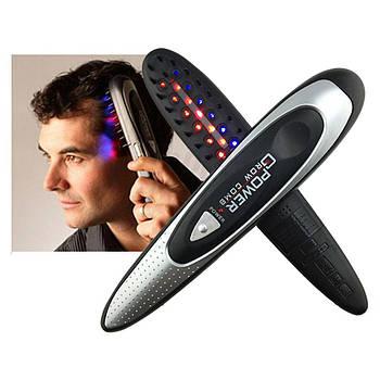 Лазерная расческа POWER Grow COMB | Расческа для укрепления и роста волос