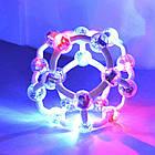 Детский Светящийся конструктор Light Up Links 158 деталей | Светящийся конструктор, фото 4