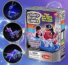Детский Светящийся конструктор Light Up Links 158 деталей | Светящийся конструктор, фото 7