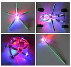 Детский Светящийся конструктор Light Up Links 158 деталей | Светящийся конструктор, фото 8