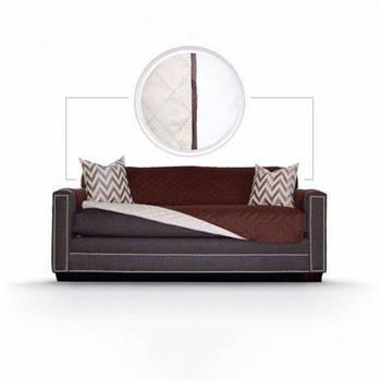 Покрывало на диван двустороннее Couch Coat   Накидка на диван