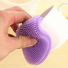 Кухонные силиконовые щетки Better Sponge   Набор силиконовых щеток для дома, фото 4