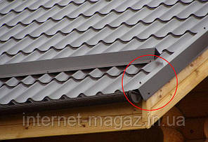 Ветровая доска для керамопласта, фото 2