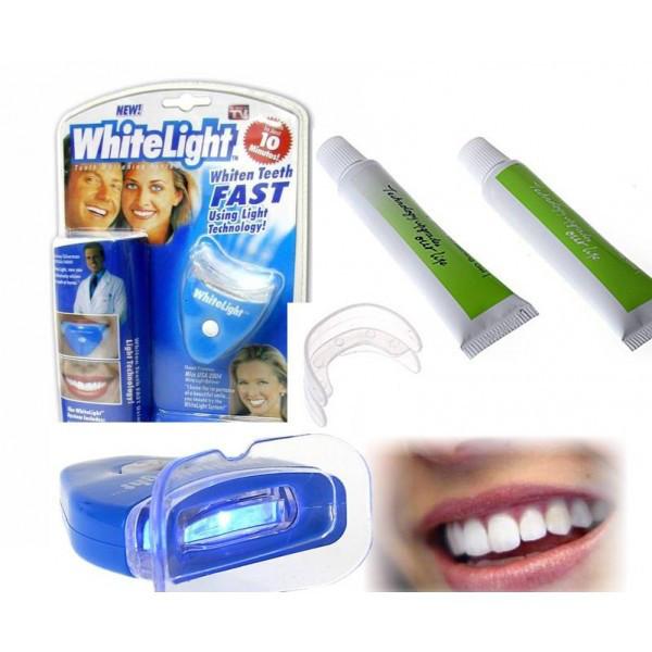 Засіб для відбілювання зубів White Light | Відбілювання зубів