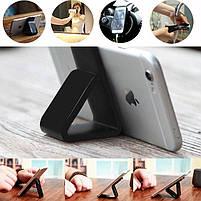 Держатель для мобильного телефона Fixate Gel Pads | Универсальный держатель для телефона и планшета, фото 8