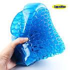 Ортопедическая гельевая подушка для разгрузки позвоночника Egg Sitter | Подушка для сидения, фото 7