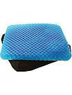 Ортопедическая гельевая подушка для разгрузки позвоночника Egg Sitter | Подушка для сидения, фото 9